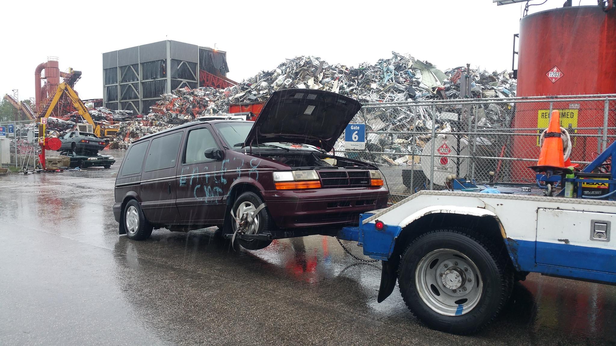 Car Removal Maple Ridge | Scrap Car Removal